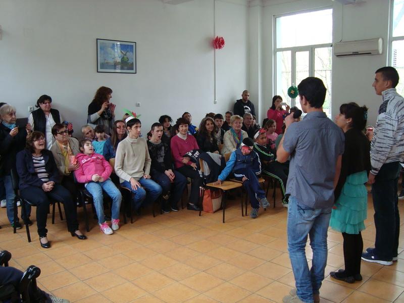 Училищно пролетно тържество 2014-2015