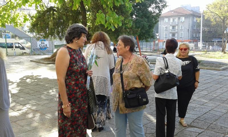 15.09.15 - Откриване на учебната година 2015-2016