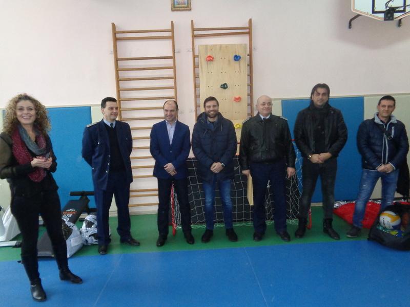 Дарение от благотворителен футболен турнир организиран от ОДМВР- Бургас 07.02.2019 г.